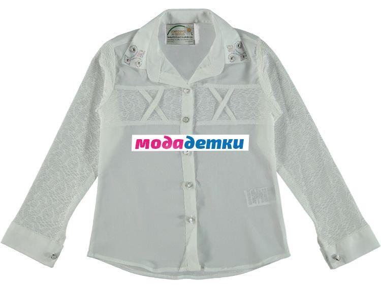 блузка 6-7-8-9 лет