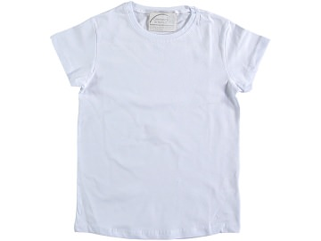 футболка белая 305932