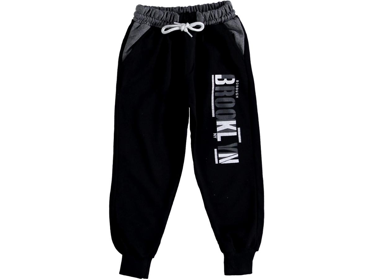 Спортивные штаны серые 306272