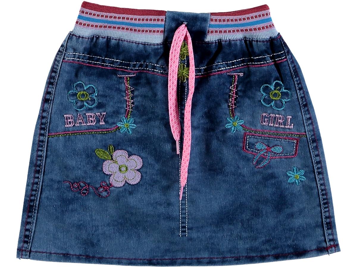 Юбка джинсовая 296499